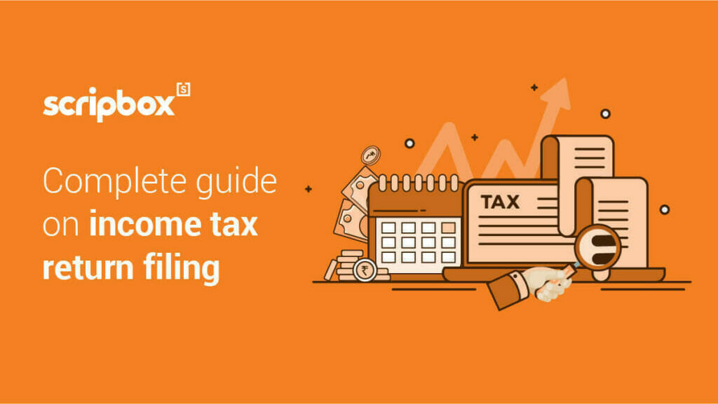 A Quick One-Page Guide to Filing Your Tax Returns Online