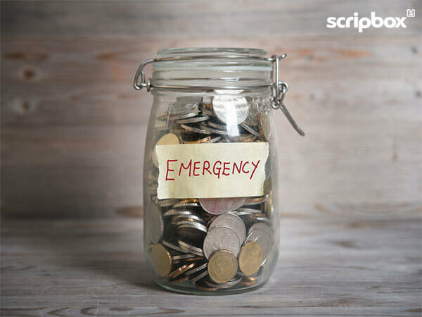 Set-up an emergency fund with our easy one-minute guide