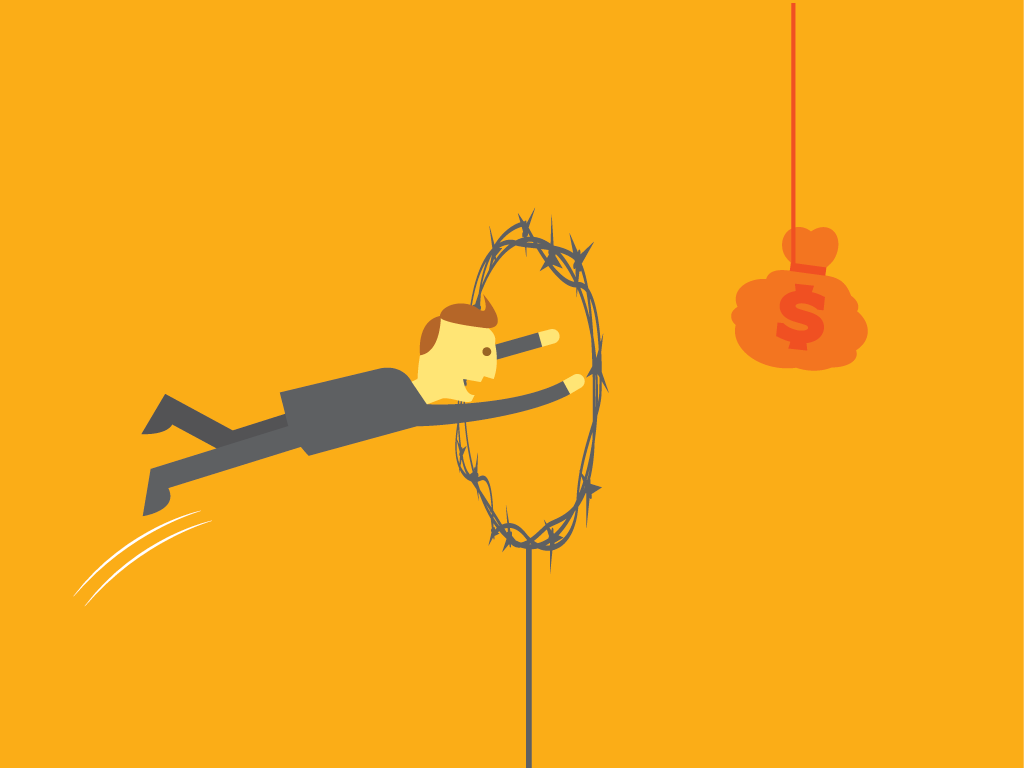 5 Habits That Are Stopping You From Becoming Rich