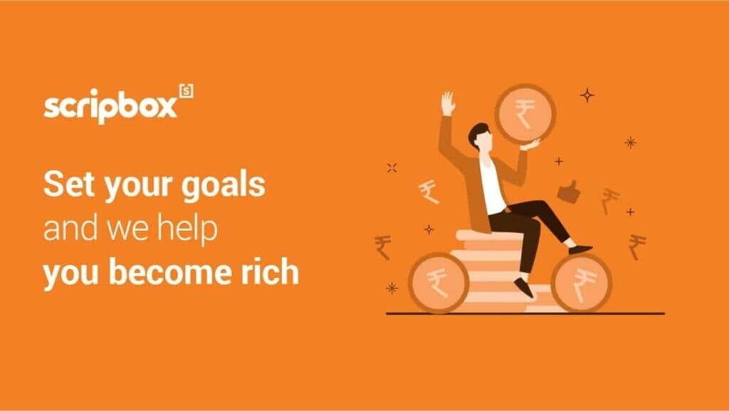 An App To Help You Grow Rich – Scripbox