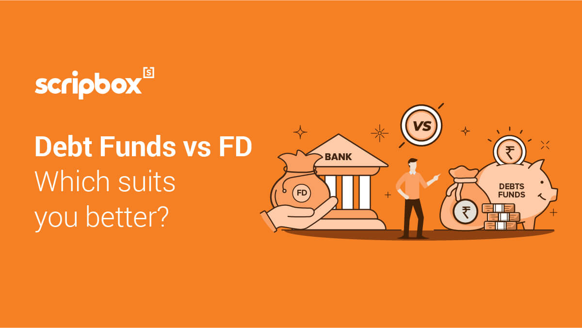 debt funds vs fd