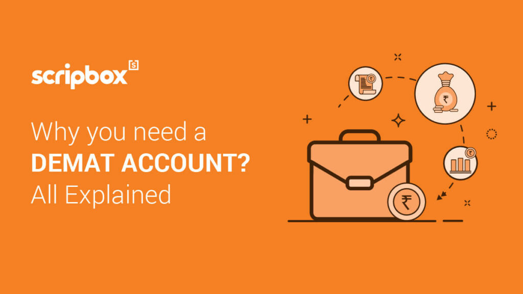 What Is A Demat Account & How Does It Benefit Me?