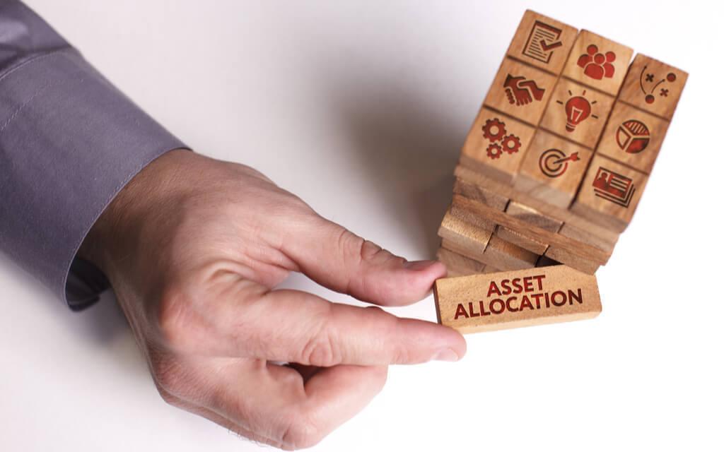 asset allocation skewed