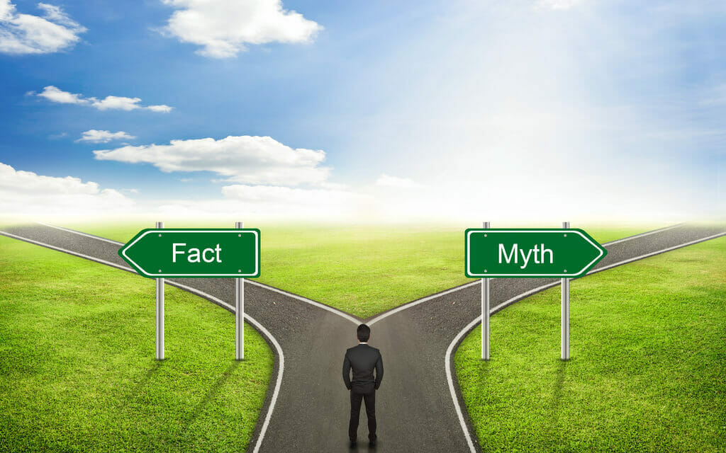 Three investing myths you need to shrug off