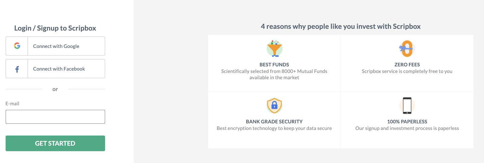 invest with scripbox