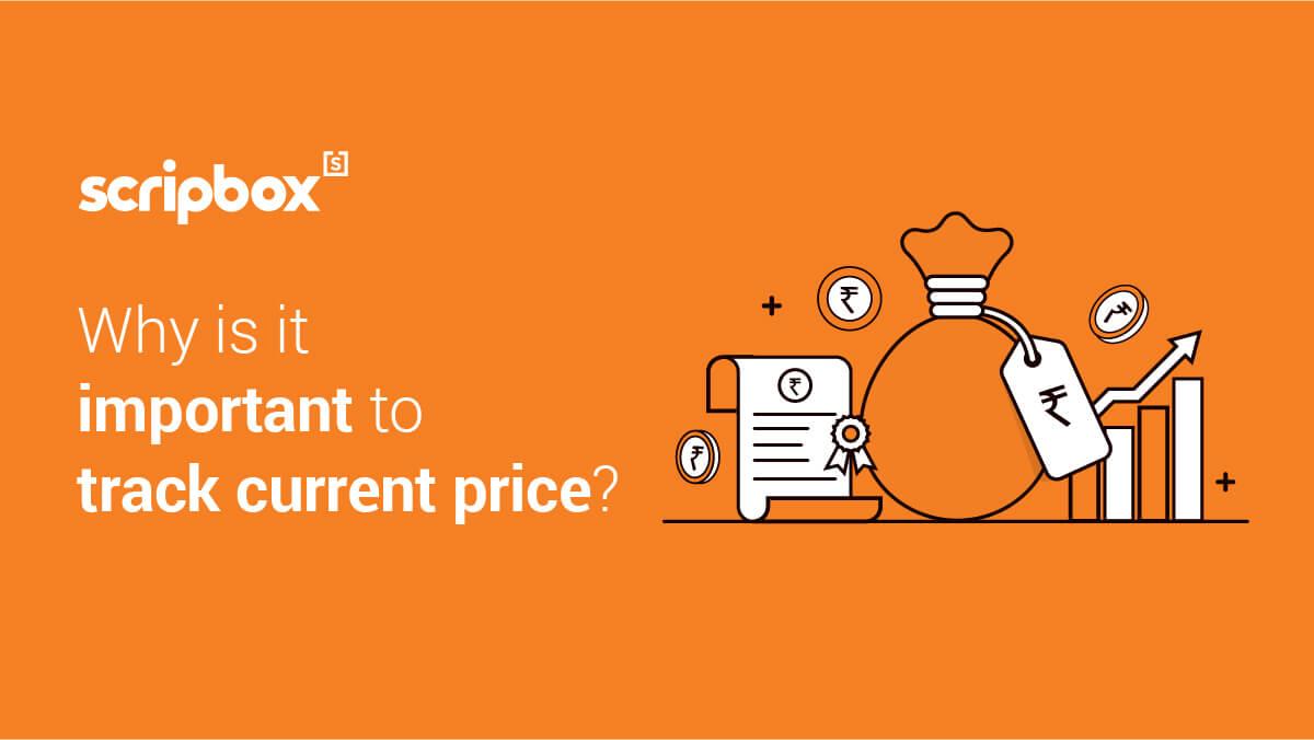 current price
