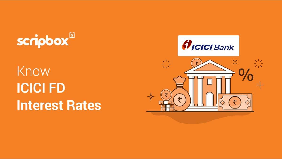 icici bank fd rates