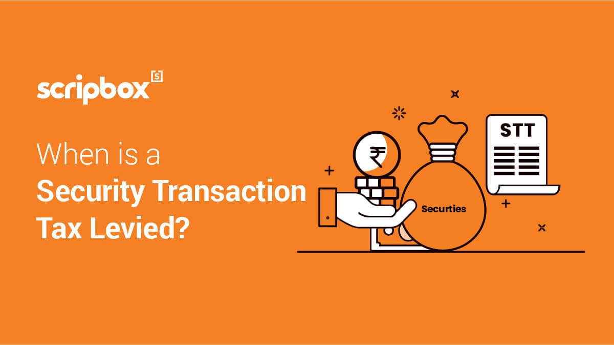 security transaction tax