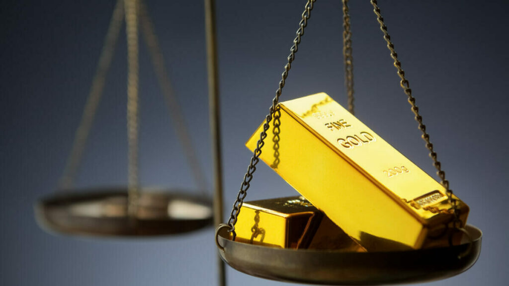 Finding a balance in your gold allocation