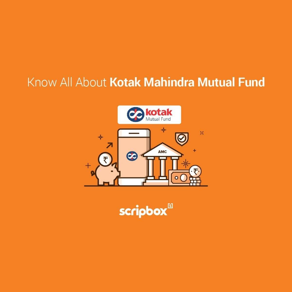 kotak mahindra mutual fund
