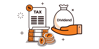 What is a Dividend Distribution Tax? When is DDT levied and by whom?