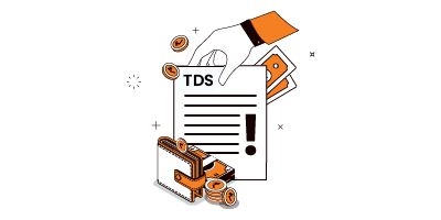 TDS Tax Deducted At Source- Meaning, Levy, TDS Rate, TDS Credit and Others