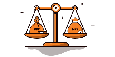 NPS vs PPF- Meaning, Similarities, Differences, How to Choose?