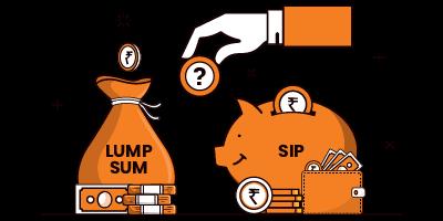SIP vs Lumpsum Mutual Fund
