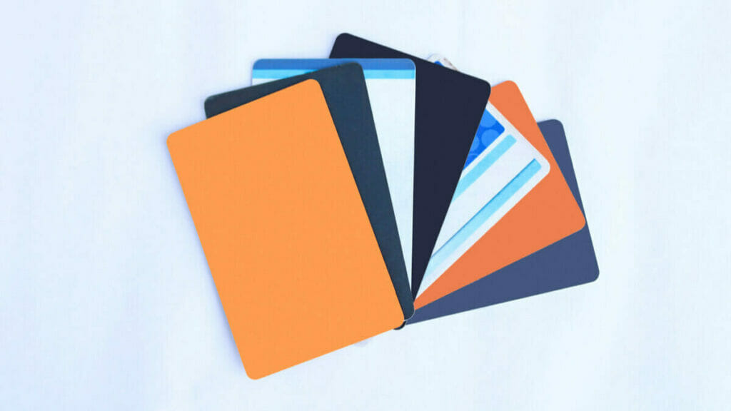 How many credit cards should you ideally have?