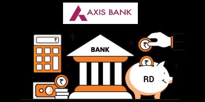 axis bank rd calculator