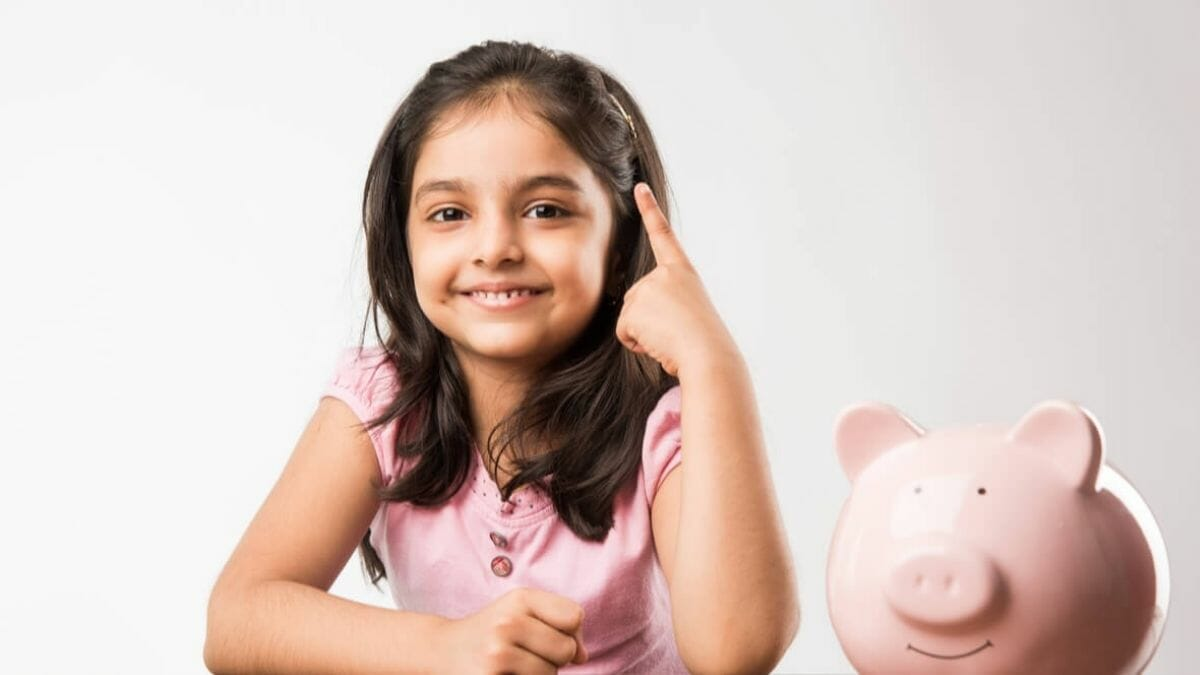 mutual fund for child