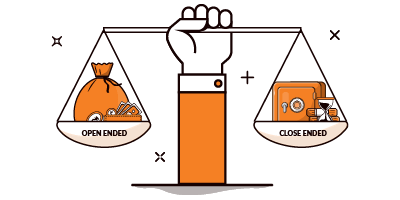 Open Ended Funds vs Close Ended Funds – What's the difference?