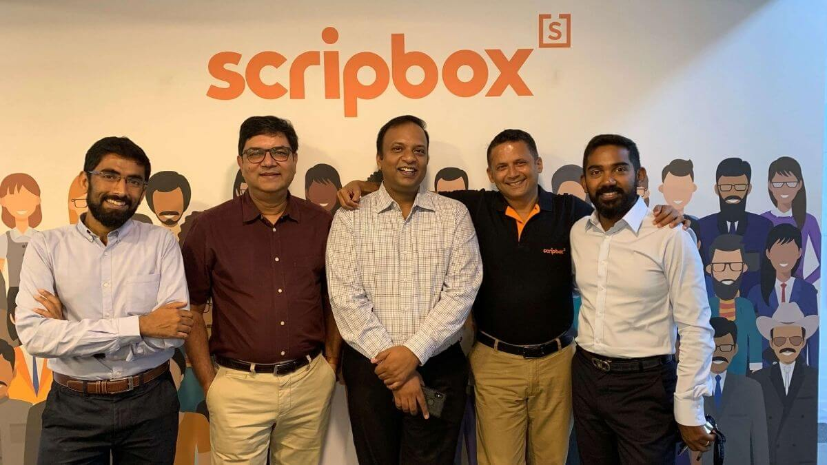 upwardly merges with scripbox
