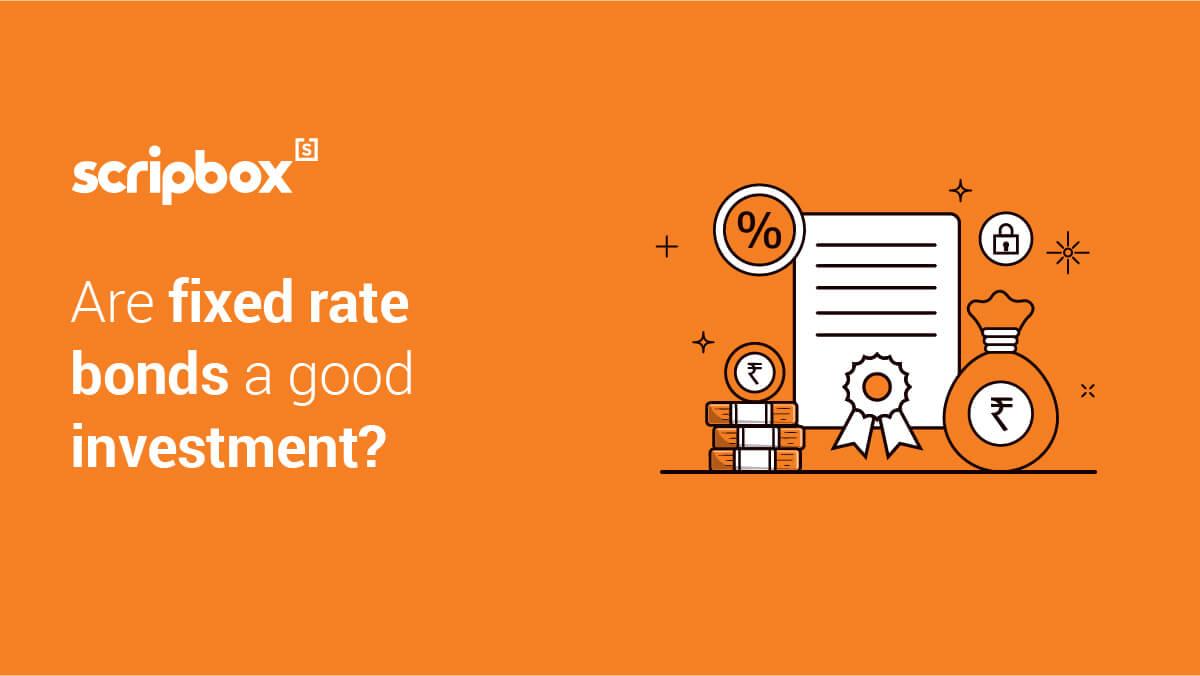 fixed rate bonds