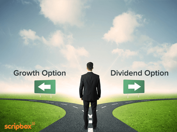 dividend option in mutual funds doesnt make sense