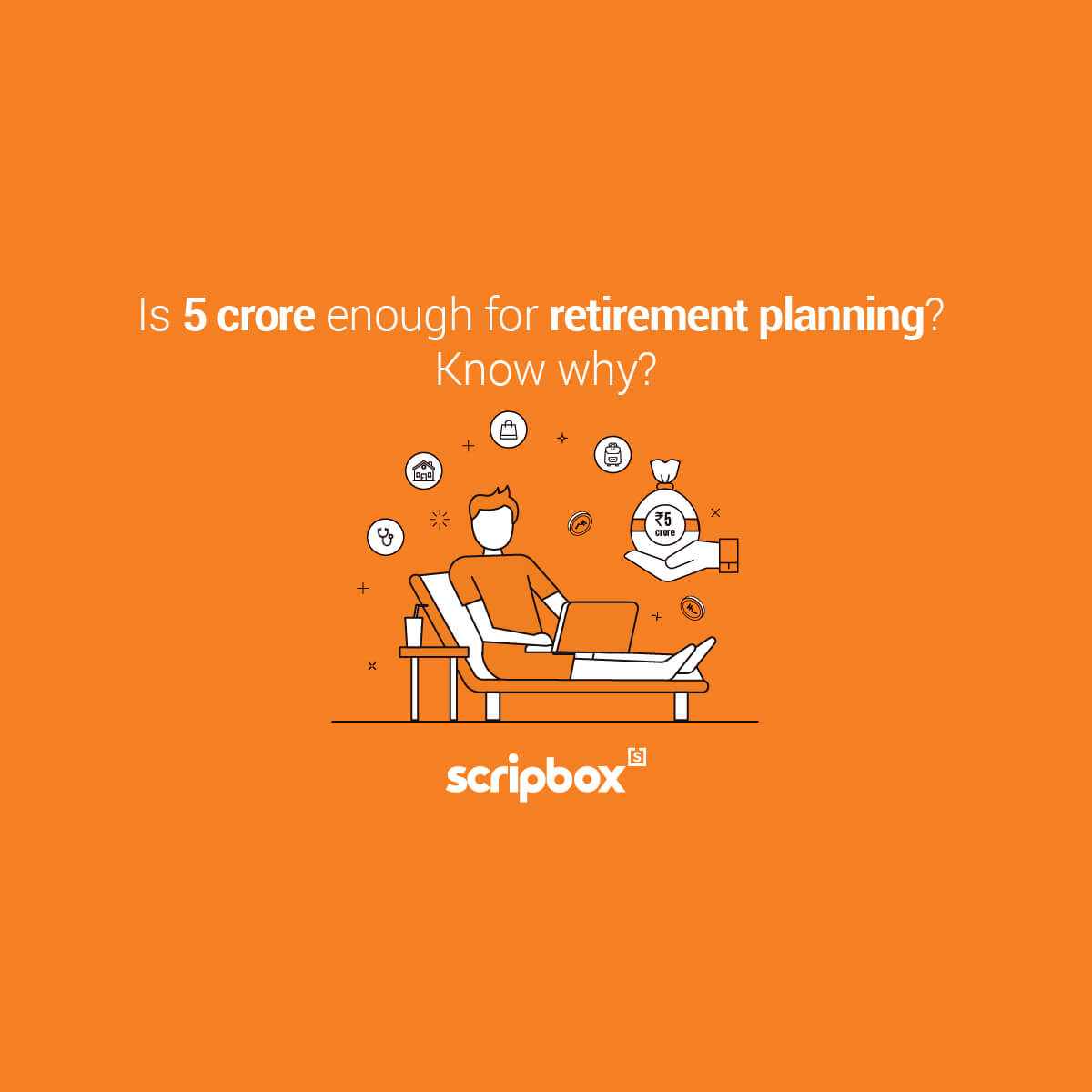 is 5 crore enough for retirement planning