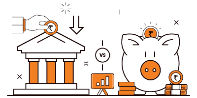 Savings Account vs. Liquid Funds: Which is better to park surplus cash?