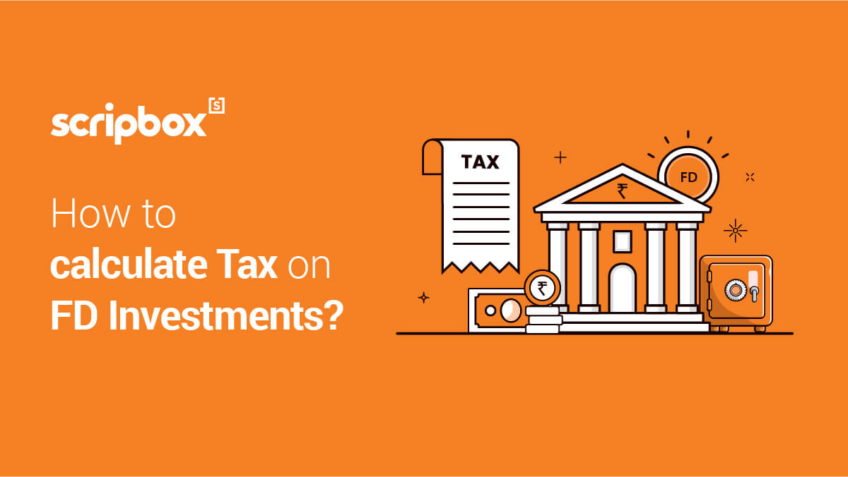 tax on fd