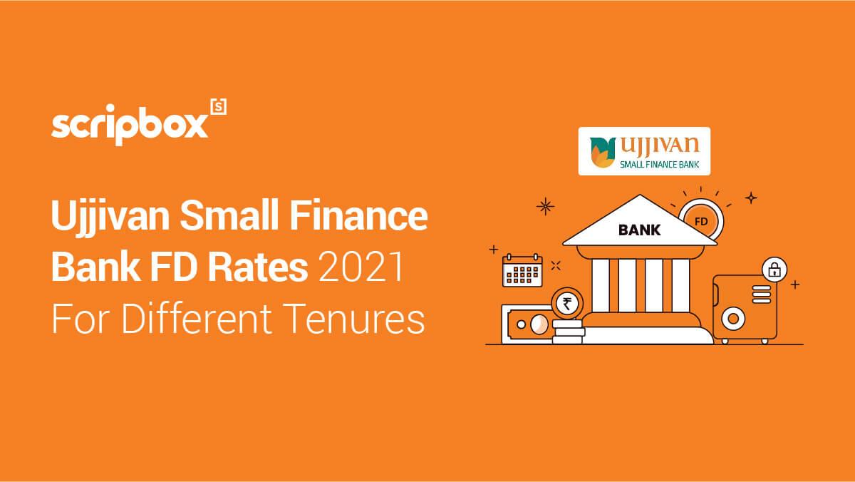 ujjivan small finance bank fd rates