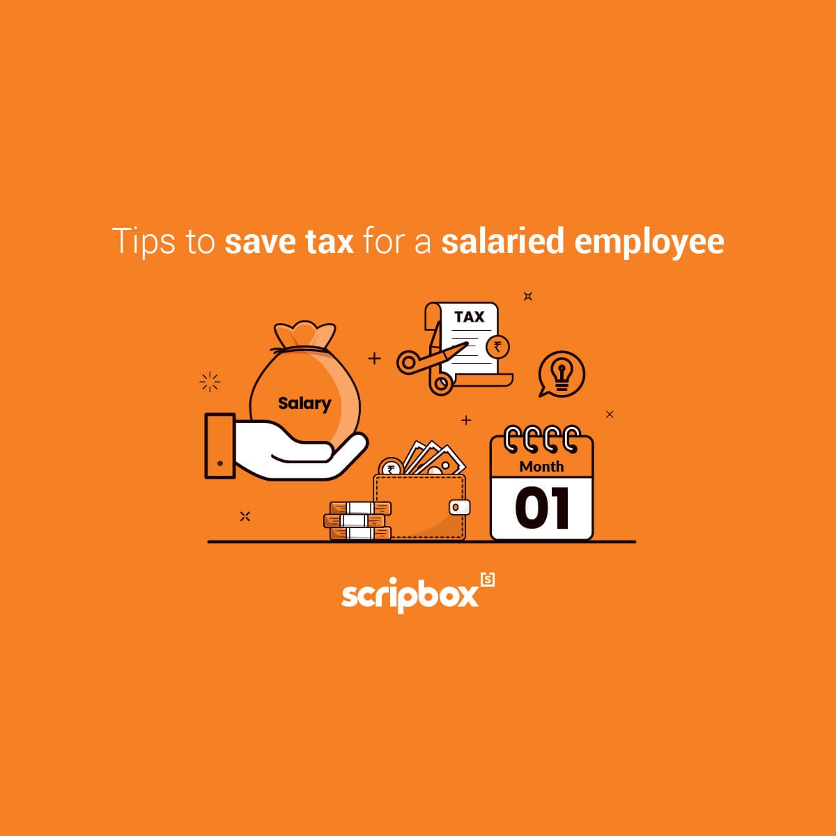 15 tips for salaried employee to save tax
