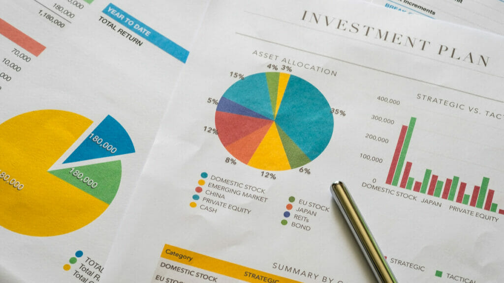 Asset allocation and diversification – are they related?
