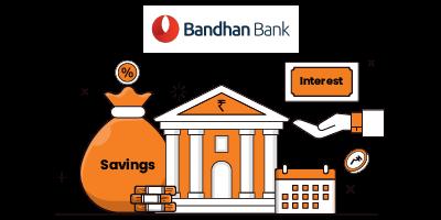 Bandhan Bank Savings Account Interest Rates