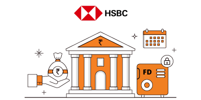 HSBC Bank Fixed Deposit