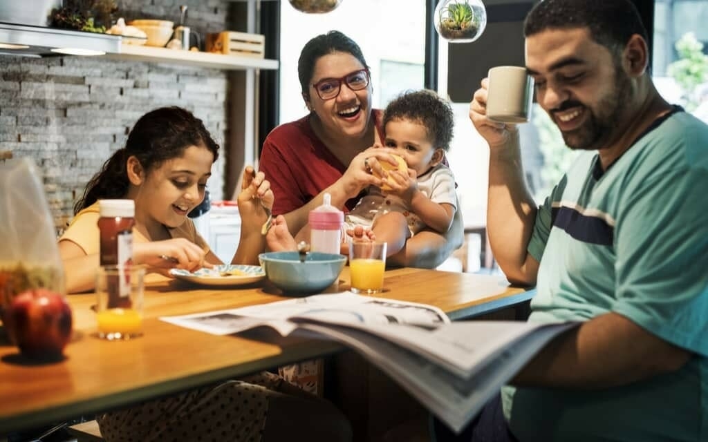 Six things to never cut out of your household budget