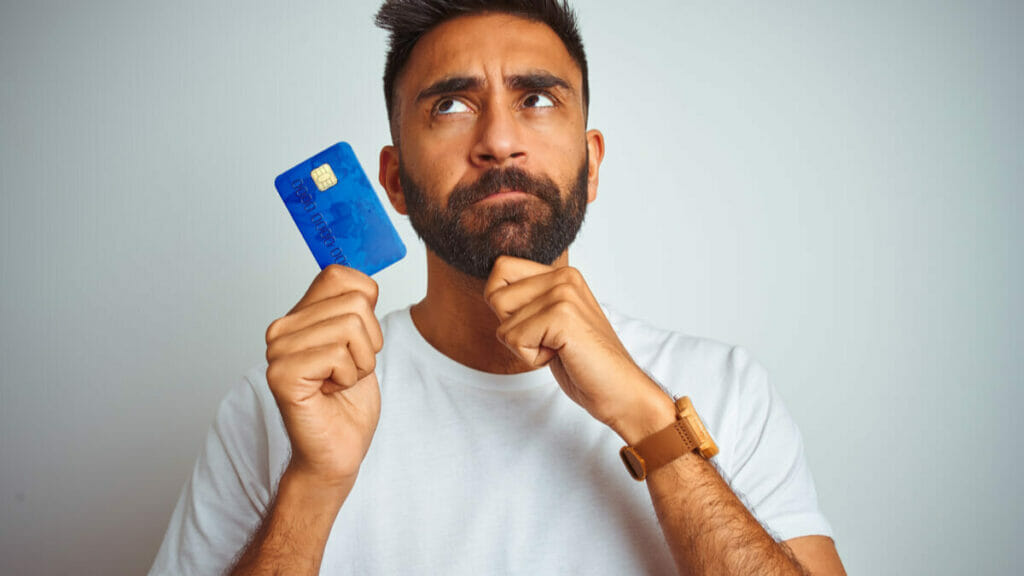 What risks do you run by having too many credit cards?