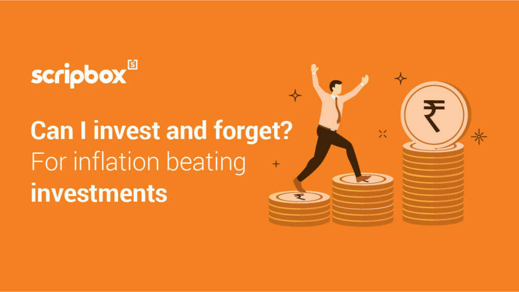 Can invest & forget strategies give inflation beating returns?