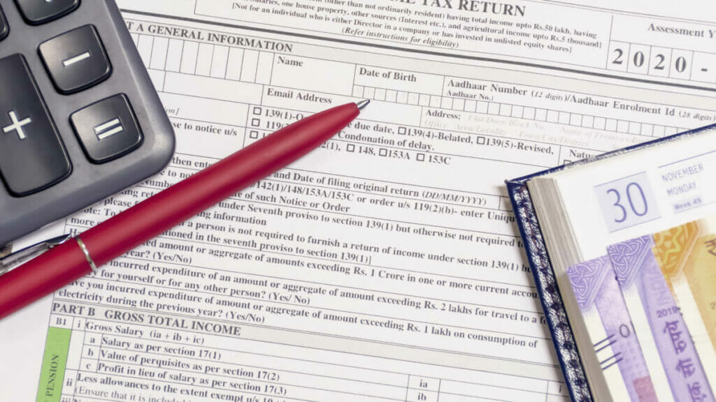 What mistakes do people make when filing their IT returns?