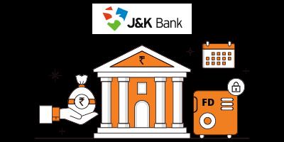 J&K Bank FD Interest Rates