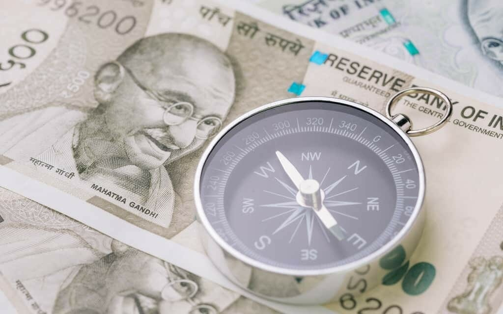 Markets likely discounting economic weakness, maintain positive note