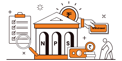 NPS Withdrawal : Rules, Tax, Process and NPS Vs EPF