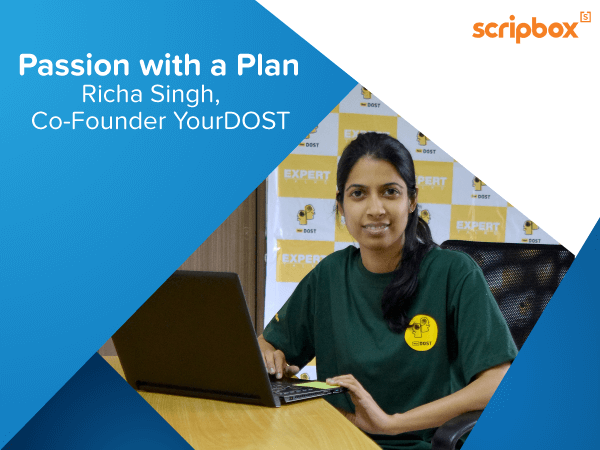 passion with a plan richa singh