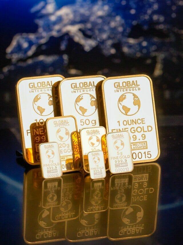 Gold: Choose Bonds, Not Jewellery