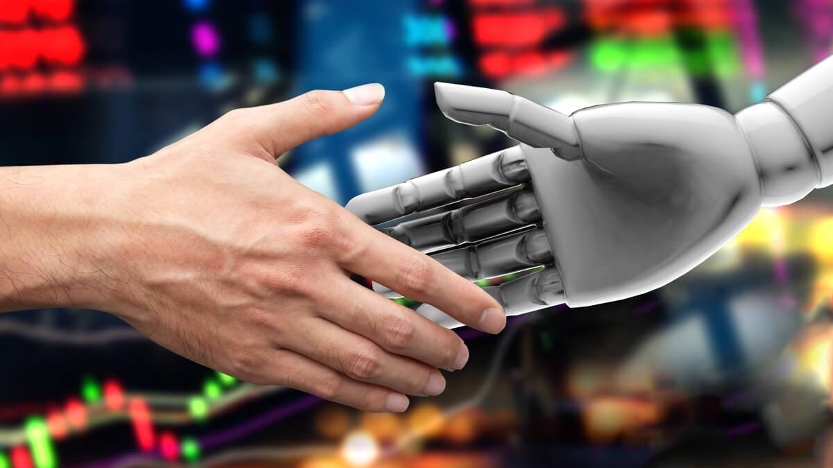 robo human
