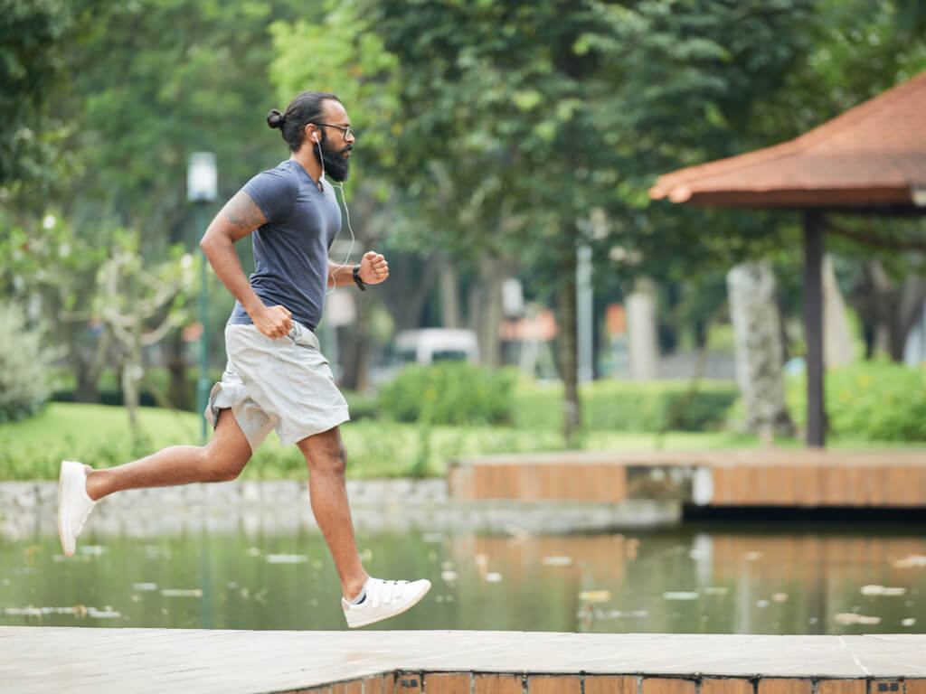Uncertain about long term investing? Try running!