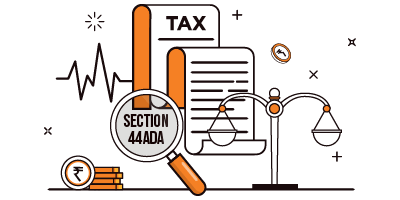 Section 44ADA Of Income Tax Act – Presumptive Tax Scheme