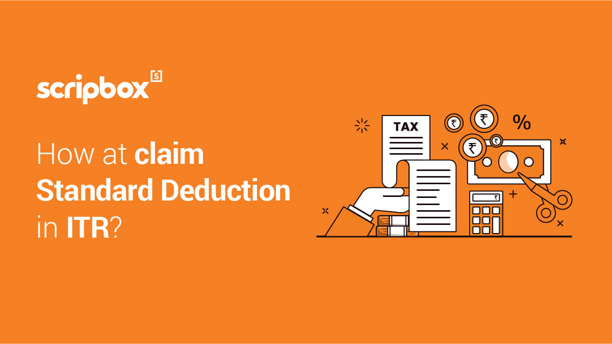 standard deduction income tax