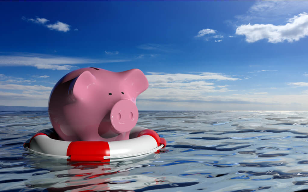 If you need to use your emergency fund because of a job loss, how should you go about it?