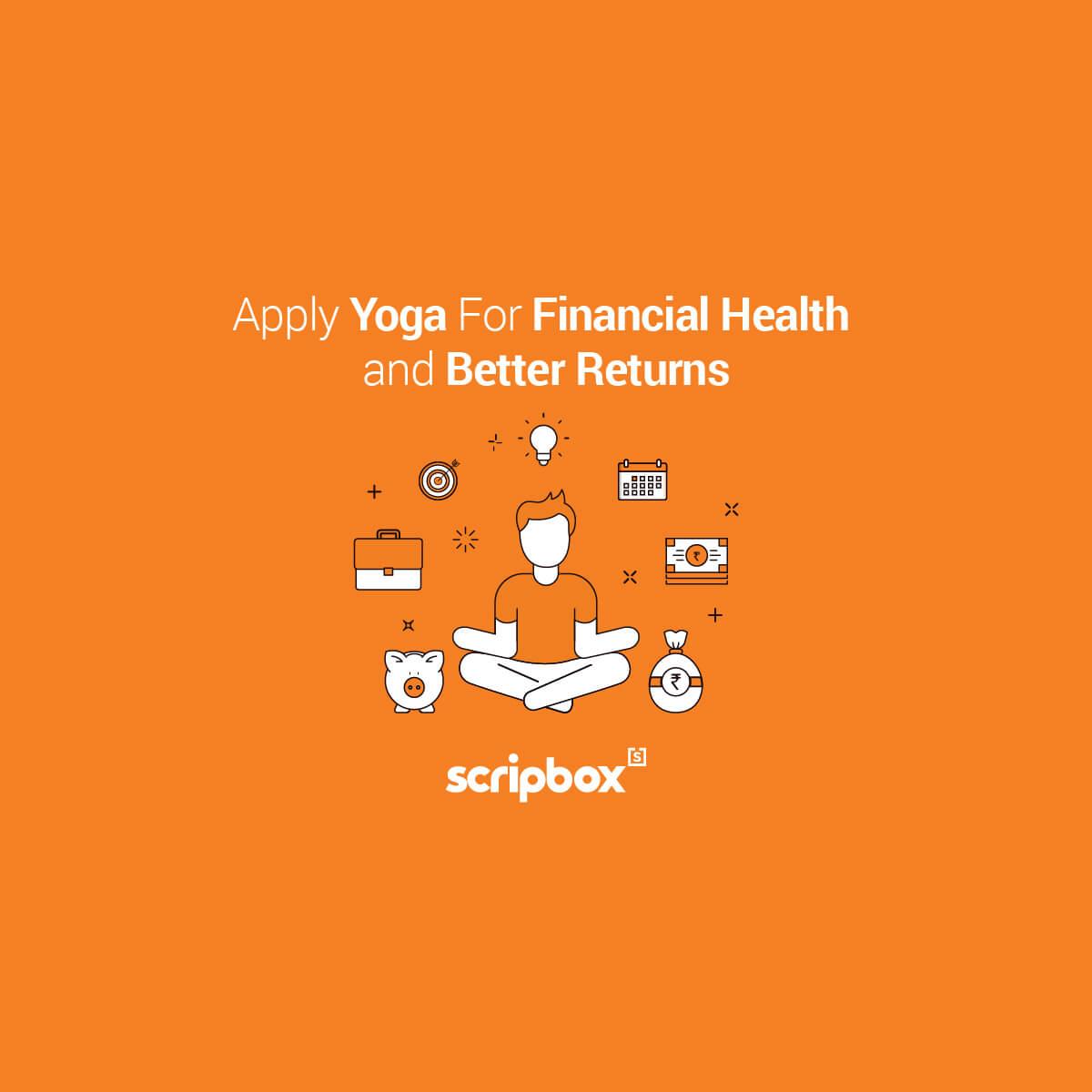 yoga for financial health