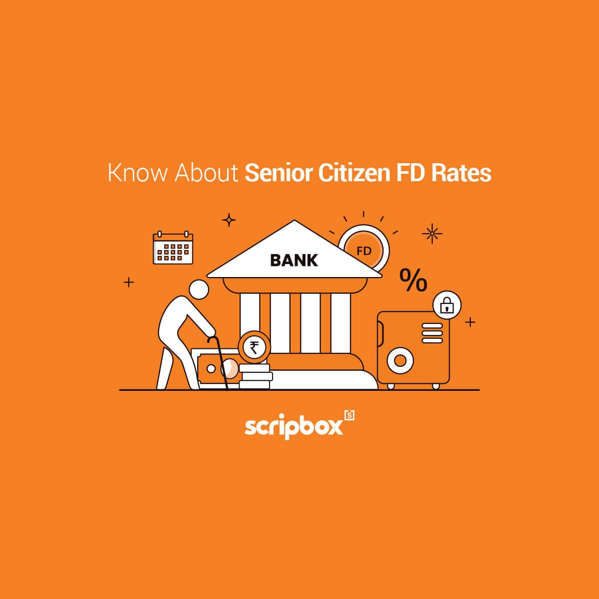 Senior Citizen FD Rates