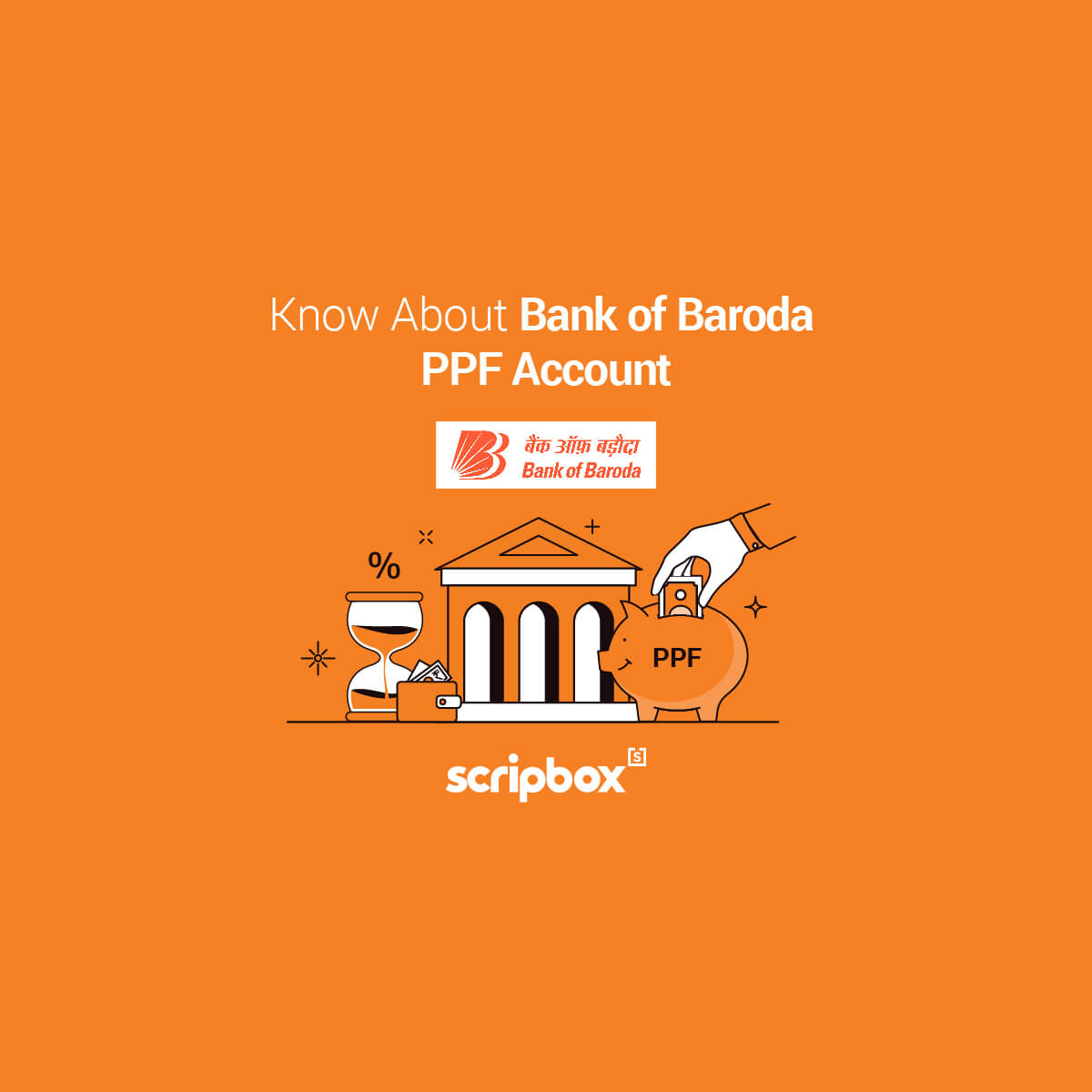 bank of baroda ppf account